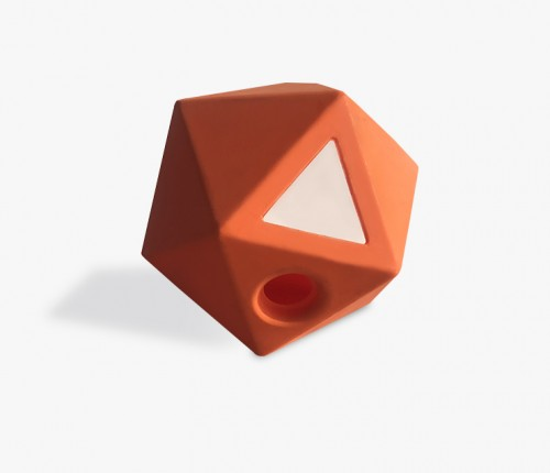 equine decahedron treat horse ball